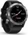 GPS hodinky Garmin fenix6 Glass černé/stříbrné