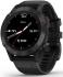 GPS hodinky Garmin fenix6 Glass (MAP/Music) černé