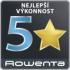Vysavač podlahový Rowenta SILENCE FORCE 5* ANIMAL CARE PRO RO6477EA bílý + dárek