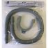 Odpadní hadice Jolly 5010 - 0,9-3 m šedé