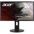 Monitor Acer XF240QPbiipr Gaming černý