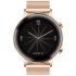 Chytré hodinky Huawei Watch GT 2 (42 mm) zlaté