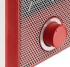Teplovzdušný ventilátor Sencor SFH 6011RD červený