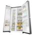 Americká lednice LG GSL960PZVZ Platinum Silver