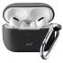 Pouzdro CellularLine Bounce pro Apple AirPods Pro černé