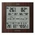 Meteorologická stanice Hyundai WS 2244 W hnědá