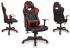 Herní židle Connect IT LeMans Pro černá/červená