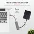 USB Hub Trust Halyx USB/4x USB 3.2 stříbrný