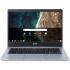 Notebook Acer Chromebook 314 (CB314-1HT-C6TC) stříbrný