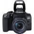 Digitální fotoaparát Canon EOS 850D + 18-55 IS STM černý