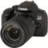 Digitální fotoaparát Canon EOS 850D + 18-135 IS USM černý