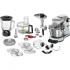 Kuchyňský robot Bosch OptiMUM MUM9BX5S65 stříbrný