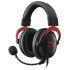 Headset HyperX Cloud II černý/červený