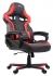 Herní židle Arozzi MILANO černá/červená