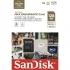 Paměťová karta Sandisk MAX ENDURANCE microSDHC 128 GB + adaptér