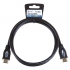 Kabel EMOS HDMI/HDMI 2.0, 1,5m, ECO, s ethernetem černý