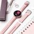 Chytré hodinky Canyon Marzipan růžový
