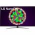 Televize LG 55NANO81 černá