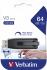 USB Flash Verbatim Store 'n' Go V3 64GB černý