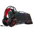 Herní set Niceboy ORYX 200 Max (klávesnice, myš, headset)