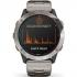 GPS hodinky Garmin Quatix6X PRO Solar - Titanium