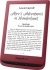 Čtečka e-knih Pocket Book 628 Touch Lux 5 červená + dárek