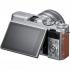 Digitální fotoaparát Fujifilm X-A5 + 15-45 mm hnědý