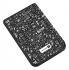 Pouzdro pro čtečku e-knih Connect IT Doodle pro PocketBook 616/627/628/632/633 (Basic Lux 2, Touch Lux 4 a 5, Touch HD3, Color) černé