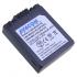 Baterie Avacom Panasonic CGA-S002/DMW-BM7 Li-ion 7,2V 750mAh