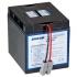 Akumulátor Avacom RBC7 - náhrada za APC černá