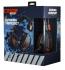 Headset Canyon CND-SGHS3A černý/oranžový