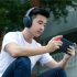 Headset Asus ROG STRIX GO 2.4 černý