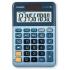 Kalkulačka Casio MS 100 EM modrá
