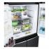 Americká lednice LG GMX945MC9F černá