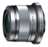 Objektiv Olympus ZUIKO DIGITAL ET-M4518 stříbrný
