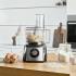 Kuchyňský robot Bosch MultiTalent 3 Plus MCM3PM386 černý/nerez