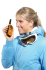 Vysílačky Topcom 9100 oranžová