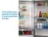 Chladnička s mrazničkou Beko BCSA285K3SN bílá