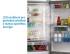 Chladnička s mrazničkou Beko CSA240K30SN nerez