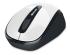 Myš Microsoft Wireless Mobile Mouse 3500 White Gloss bílá (/ optická / 3 tlačítka / 1000dpi)