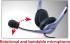Headset Genius HS-02B stříbrný
