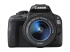 Digitální fotoaparát Canon EOS 100D + 18-55 IS STM černý