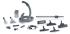 Víceúčelový vysavač Zelmer Aquawelt Plus VC7920.0ST (ZVC762ST) bílý