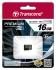Paměťová karta Transcend MicroSDHC Premium 16GB UHS-I U1 (45MB/s)