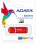 USB Flash ADATA DashDrive UV150 32GB červený