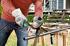 Úhlová bruska Bosch PWS 850-125 + diam. kotouč