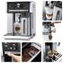 Espresso DeLonghi PrimaDonna Exclusive ESAM6900.M černé/stříbrné