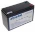 Akumulátor Avacom RBC17 - náhrada za APC černá