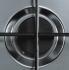 Plynová varná deska Whirlpool AKR 360 IX nerez