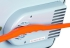Autochladnička Guzzanti GZ 38 šedá